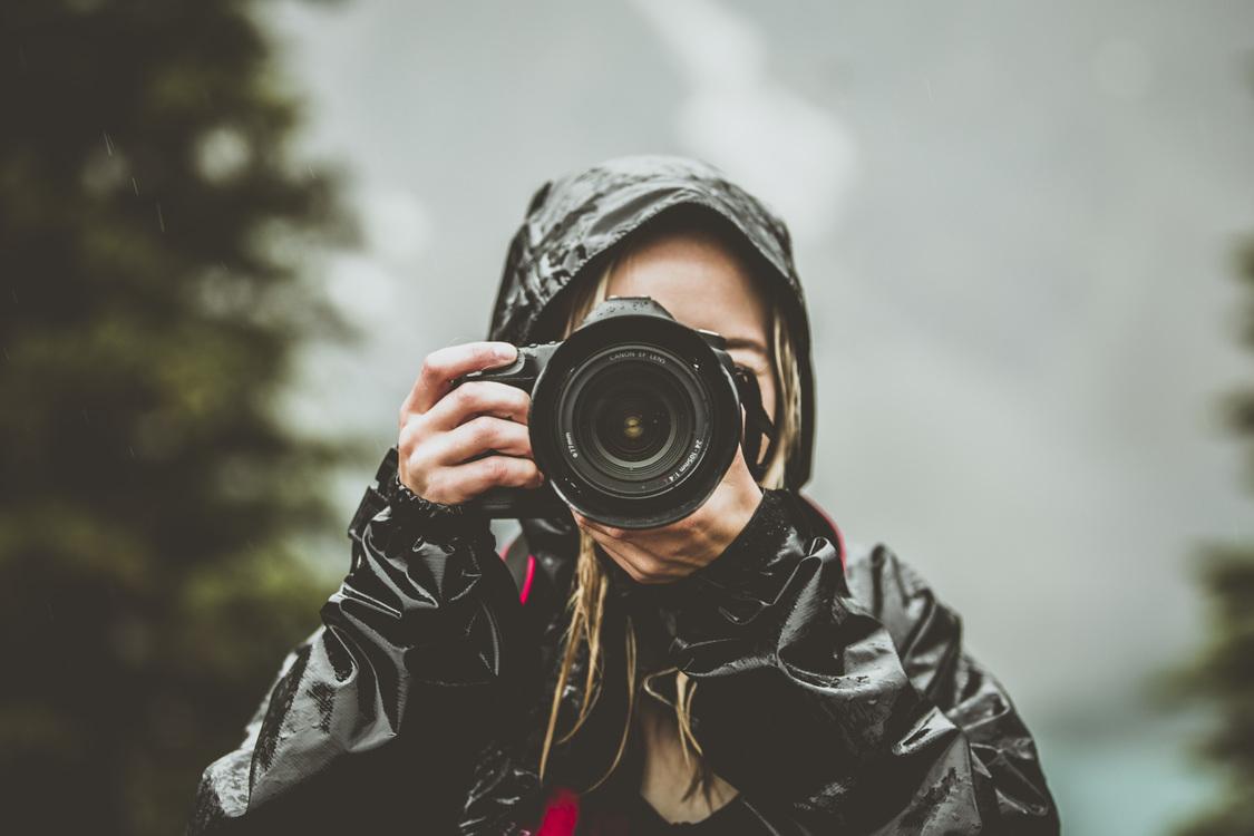 Camera Portrait photography Photo shoot