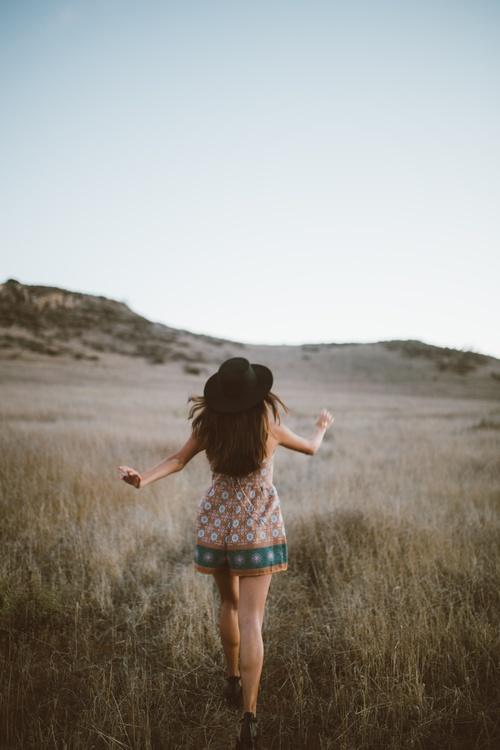 Summer,Walking,Grass Family