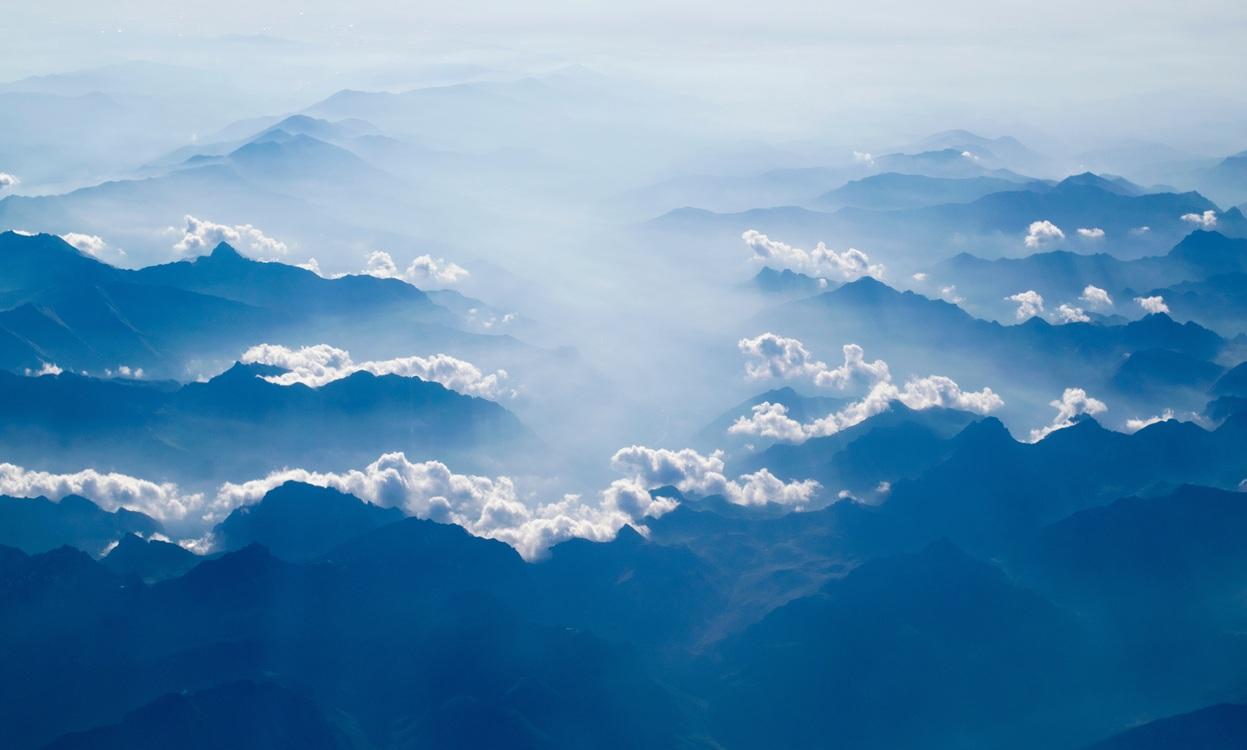 Atmosphere,Massif,Mount Scenery