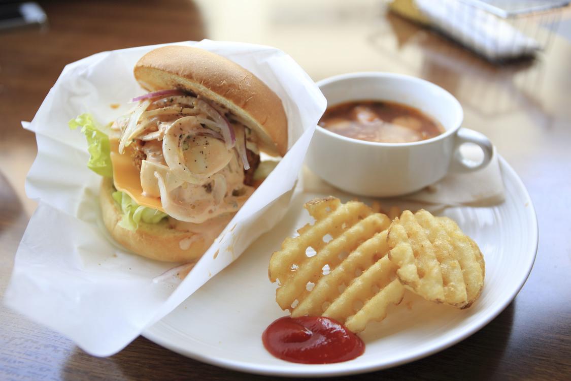 American Food,Hamburger,Buffalo Burger