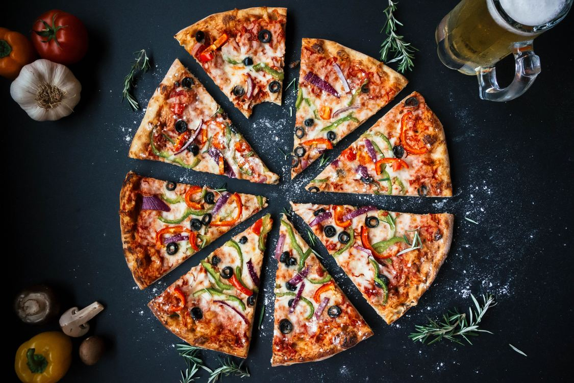 Cuisine,Sicilian Pizza,Food