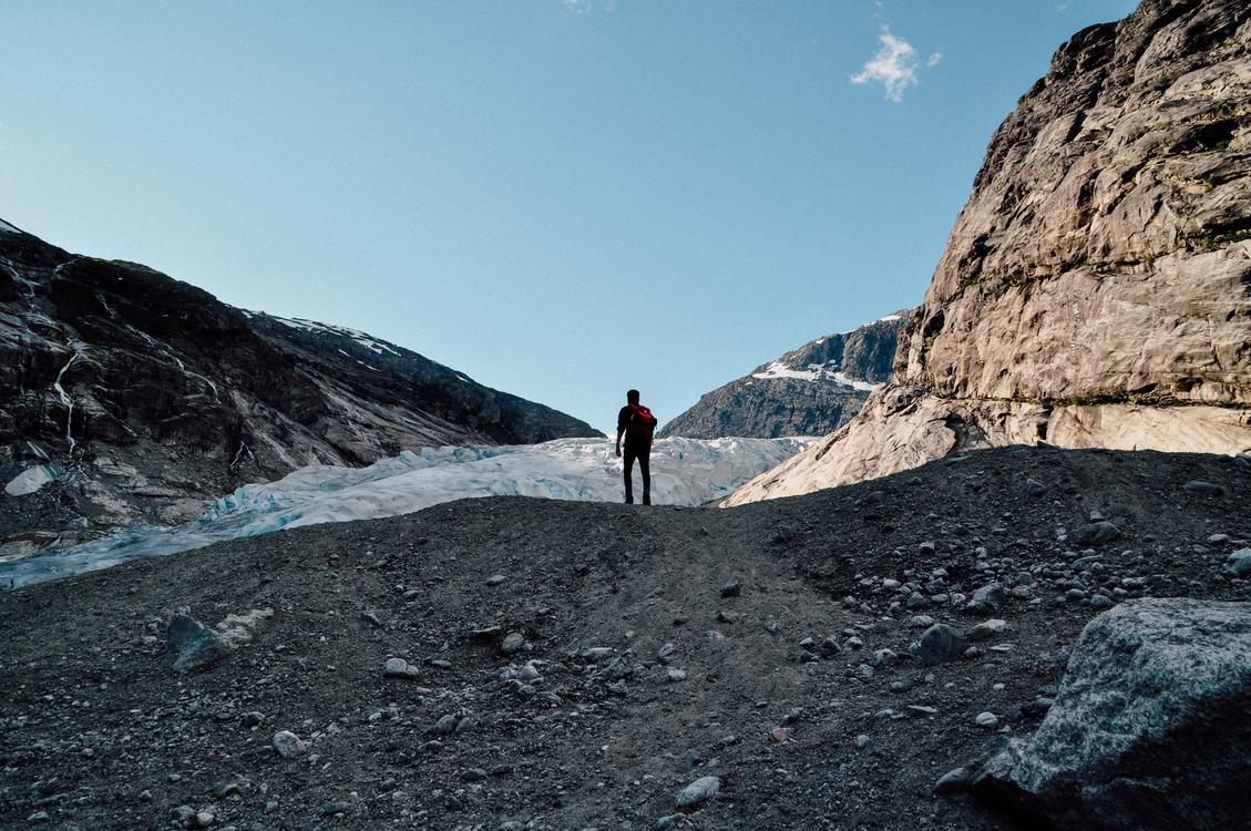 Wilderness,Terrain,Moraine
