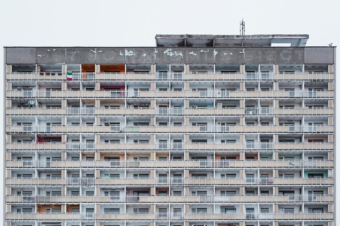 Building,Apartment,Metropolis