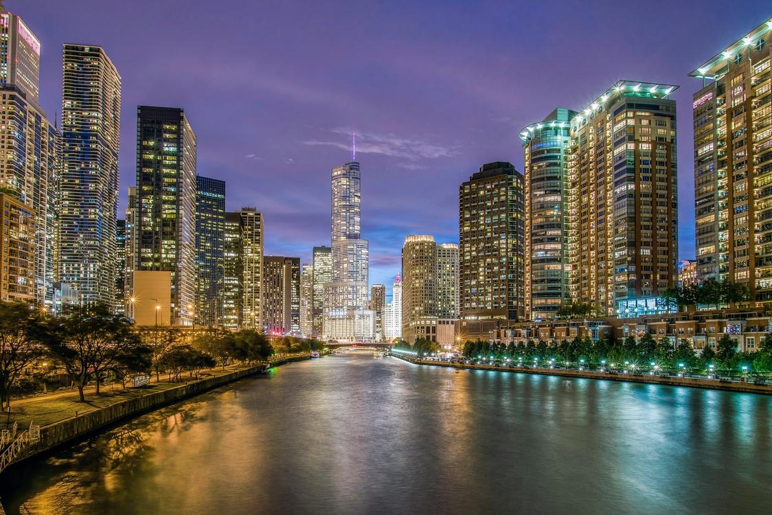 Tourist Attraction,Metropolitan Area,Waterway