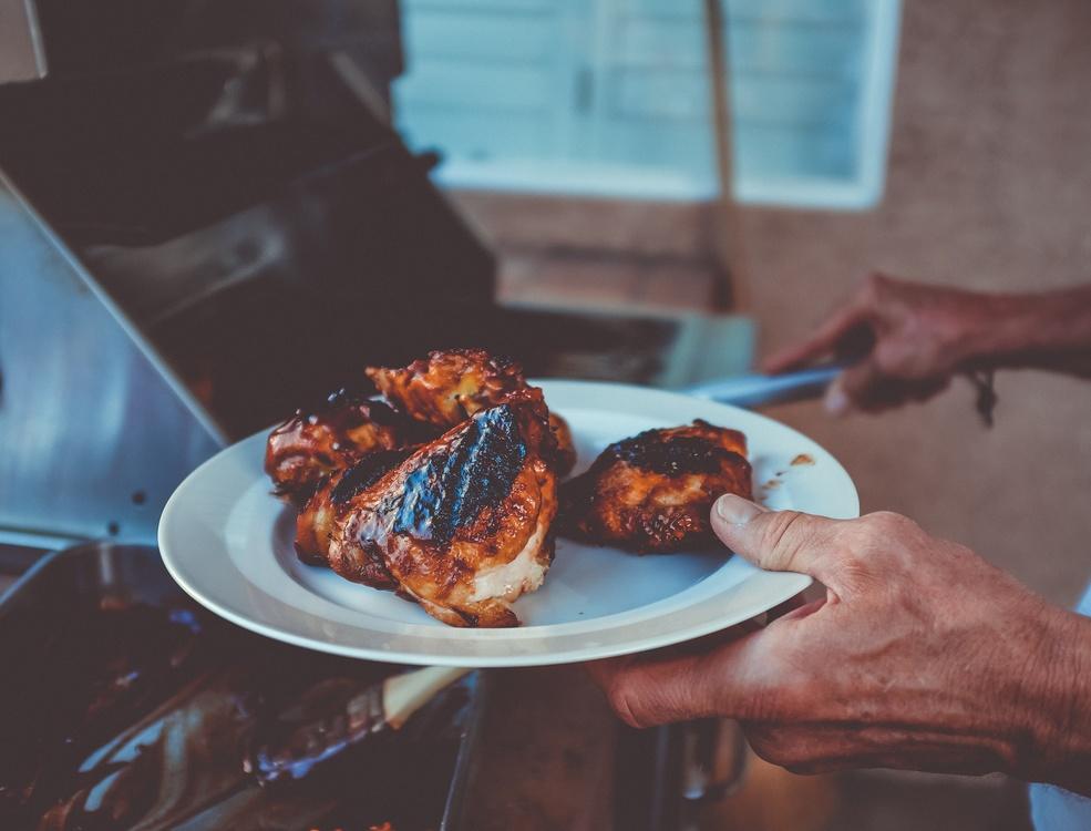 Pork,Rotisserie,Meat