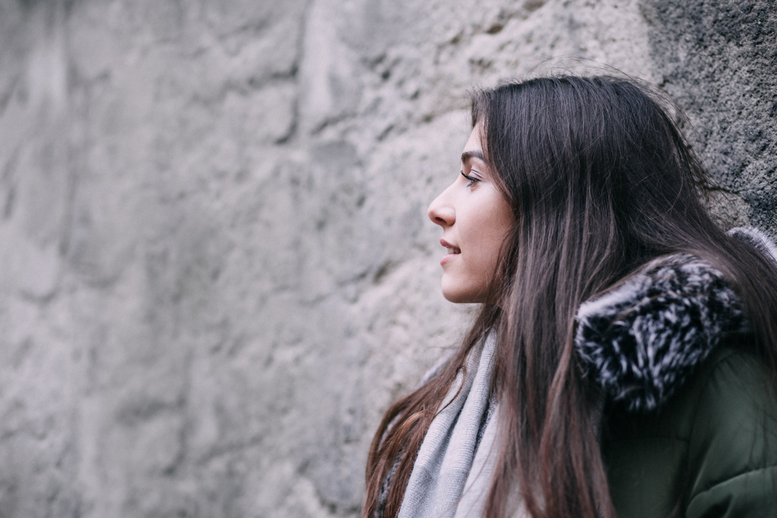 Black Hair,Photo Shoot,Fur