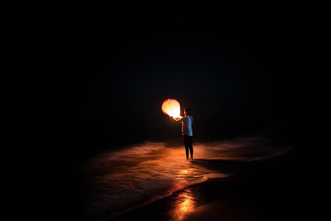Evening,Darkness,Light