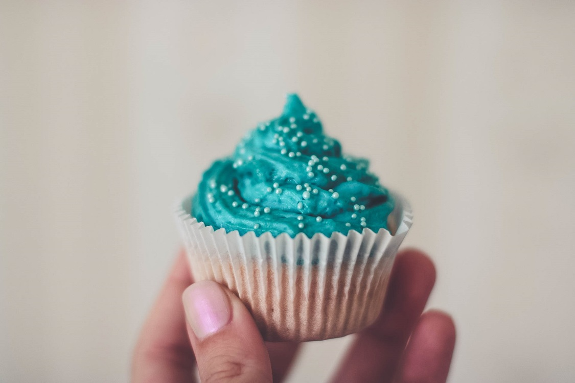 Turquoise,Baking,Icing