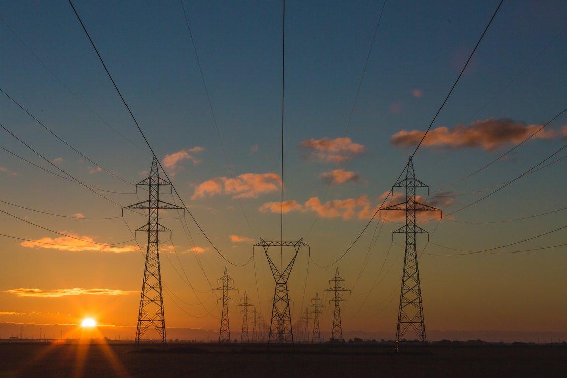 Atmosphere,Evening,Electrical Supply