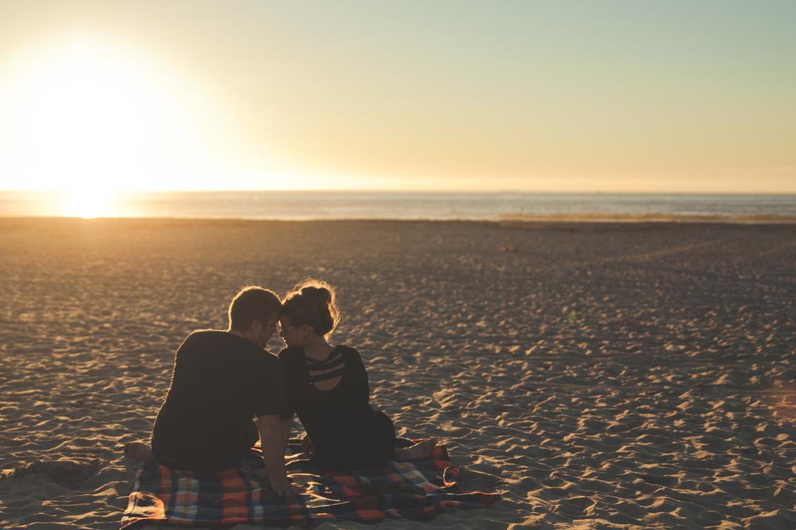 Evening,Love,Sea