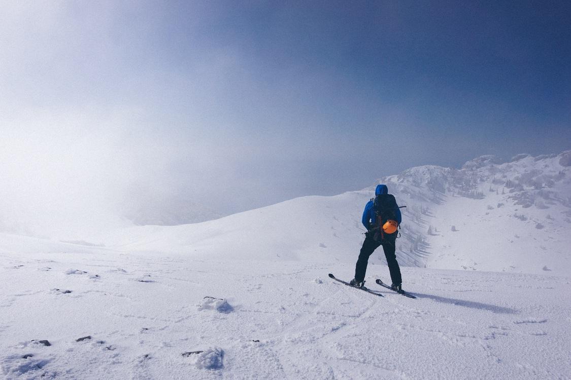 Cross Country Skiing,Mountain Guide,Terrain
