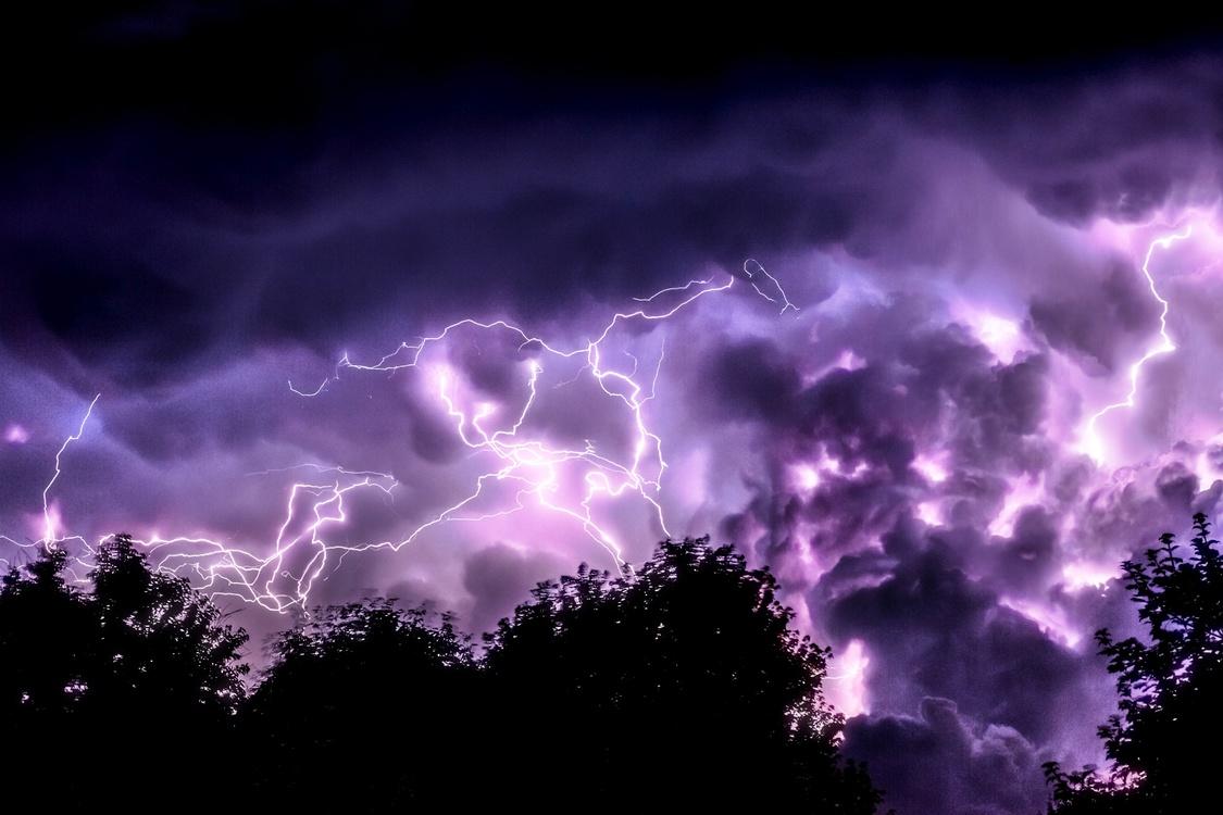 Atmosphere,Phenomenon,Purple