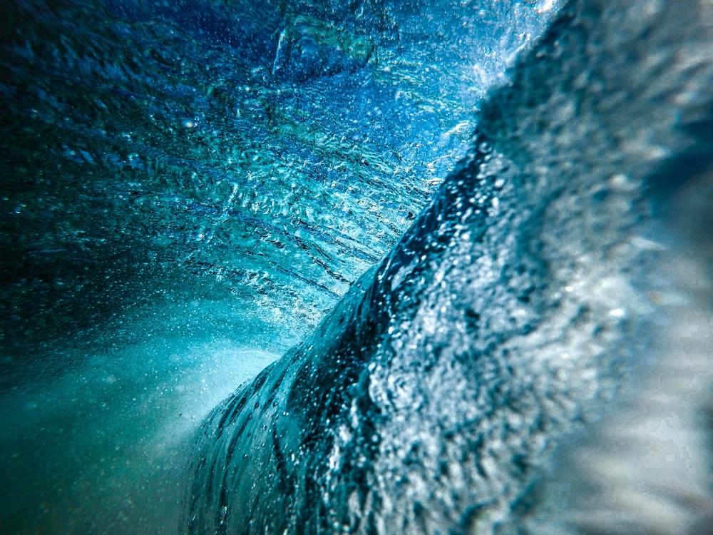 Blue,Underwater,Turquoise