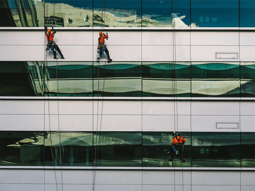 Building,Leisure Centre,Glass