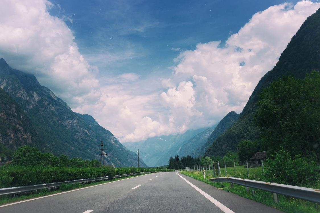Asphalt,Road Trip,Mount Scenery