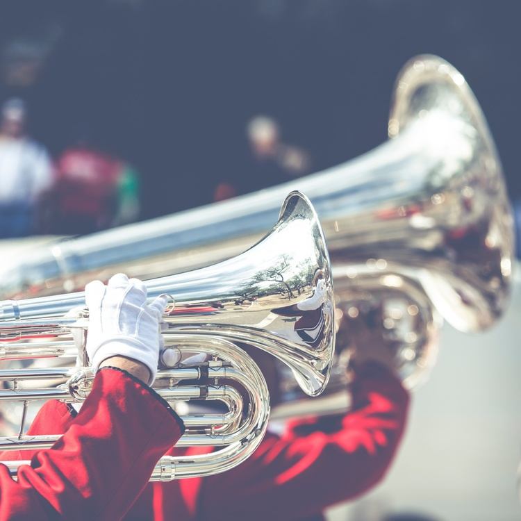 Bugle,Musical Instrument,Mellophone