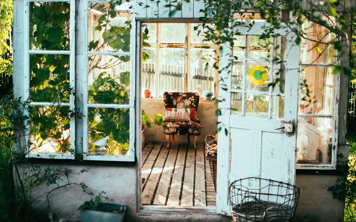 Shed,Yard,Garden