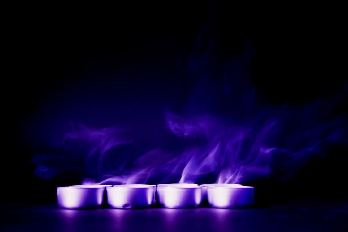 Reflection,Purple,Light