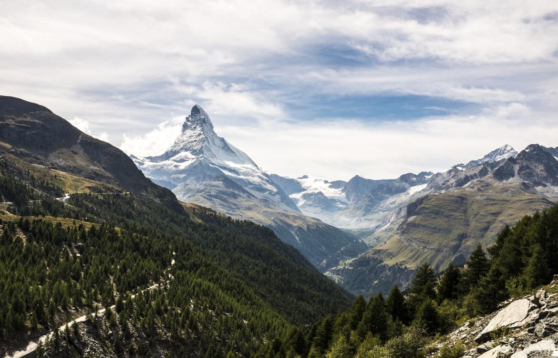 Alps,Mountain,Landscape