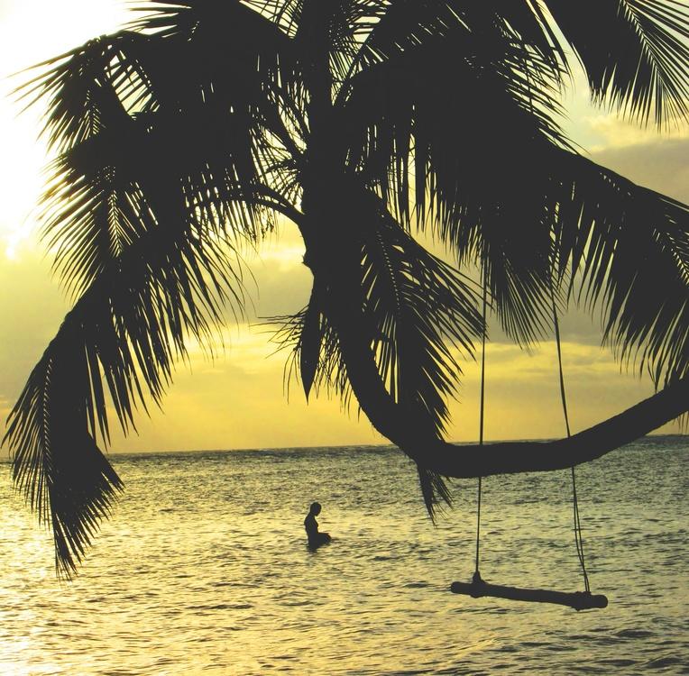 Stock Photography,Evening,Caribbean