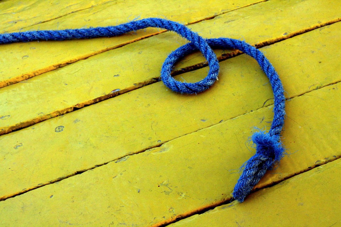 Rope,Close Up,Knot