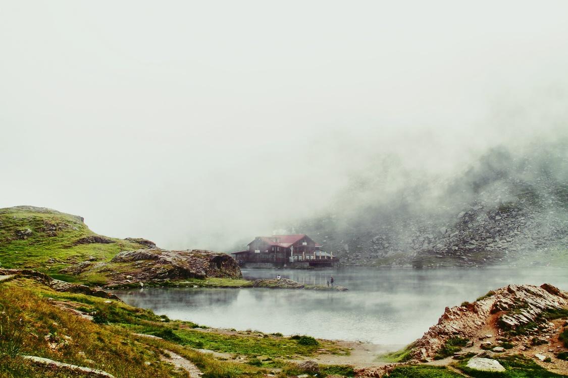 Reservoir,Loch,Terrain
