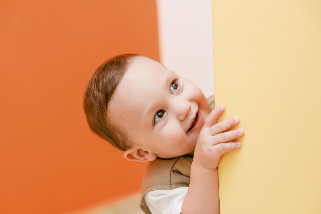 Infant,Ear,Skin