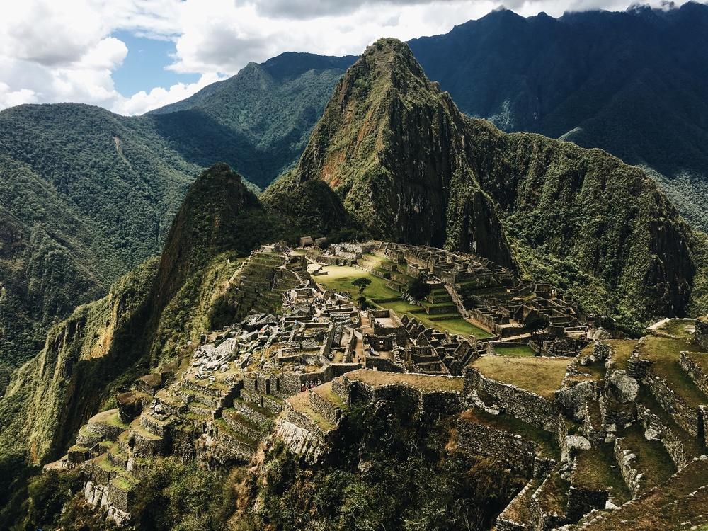 Mount Scenery,Mountain Village,Village