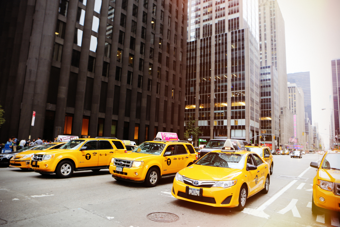 Taxi,City,Automotive Exterior