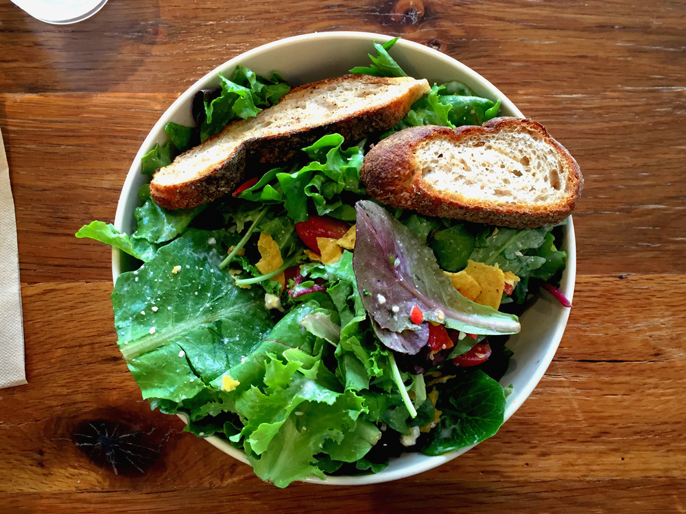 Fattoush,Vegetarian Food,Salad
