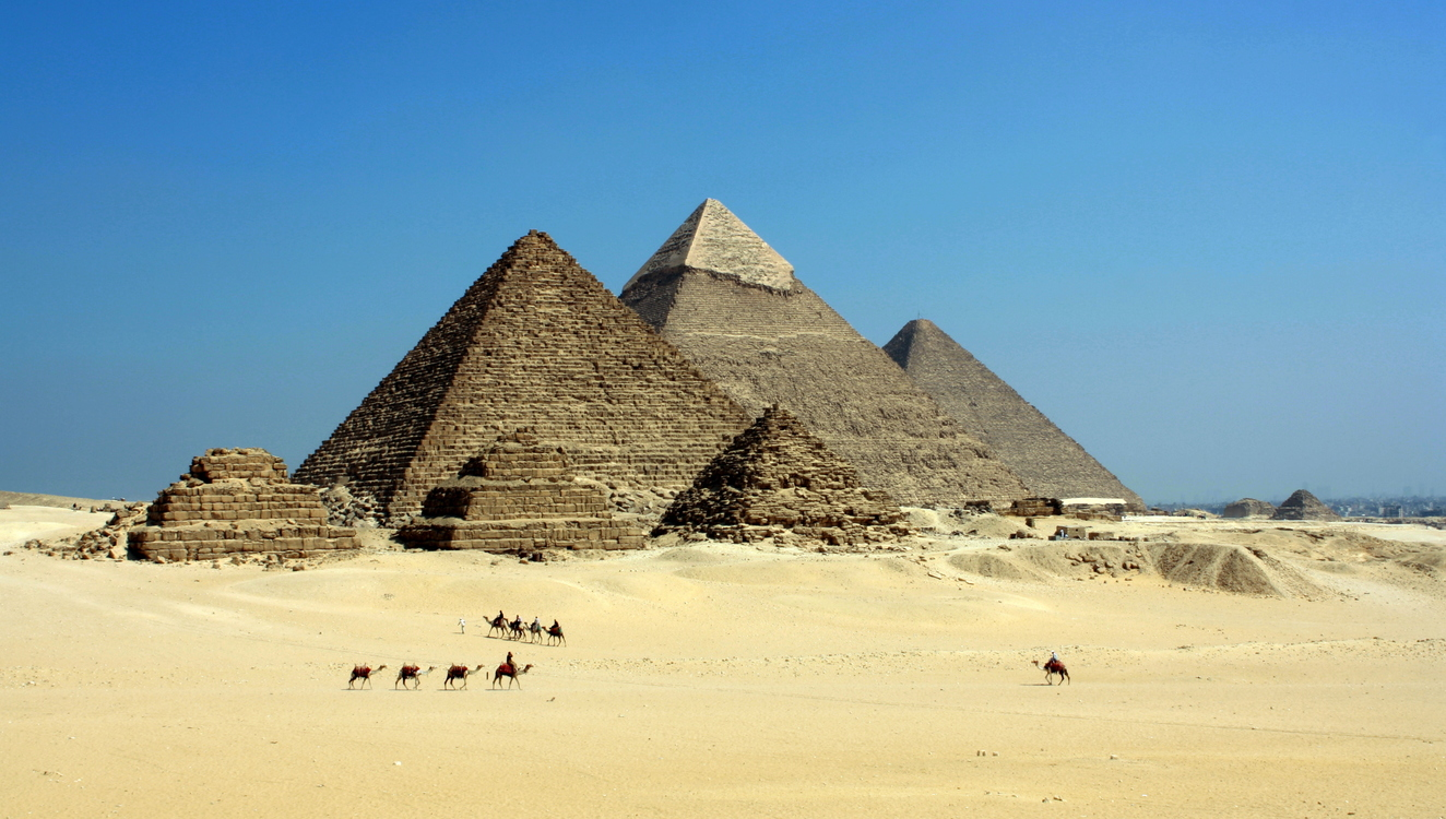 Archaeological Site,Pyramid,Unesco World Heritage Site