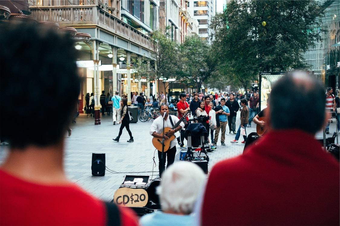 City,Recreation,Crowd