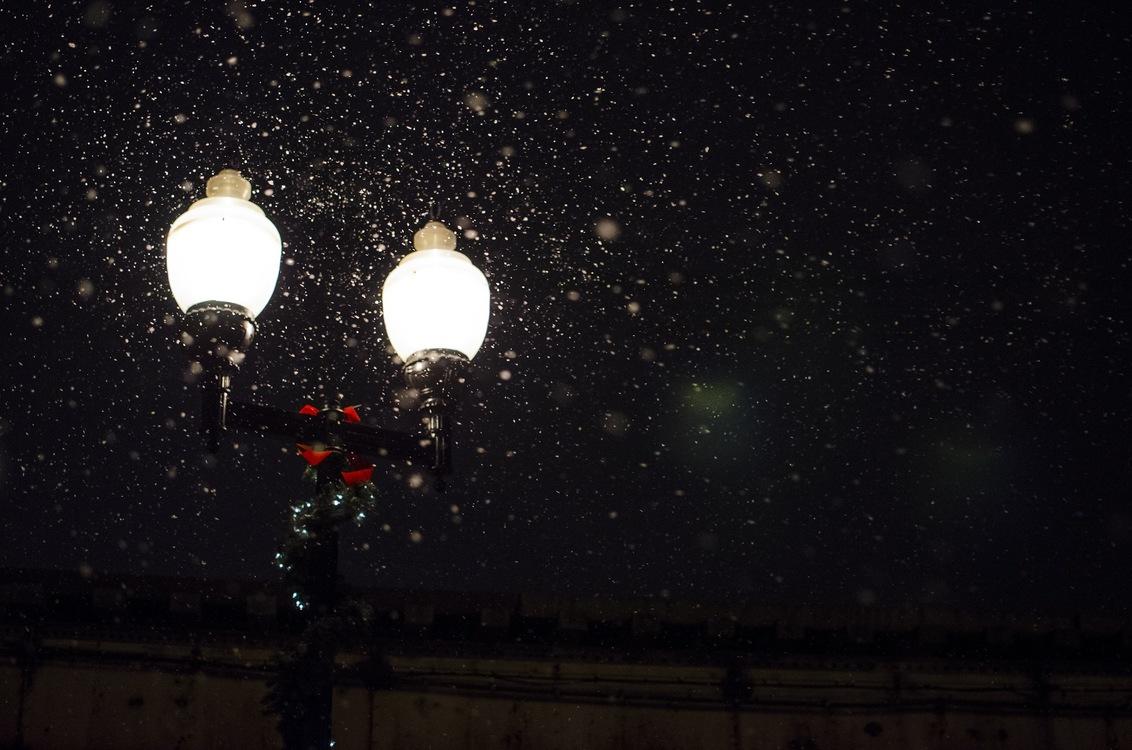 Street Light,Atmosphere,Phenomenon