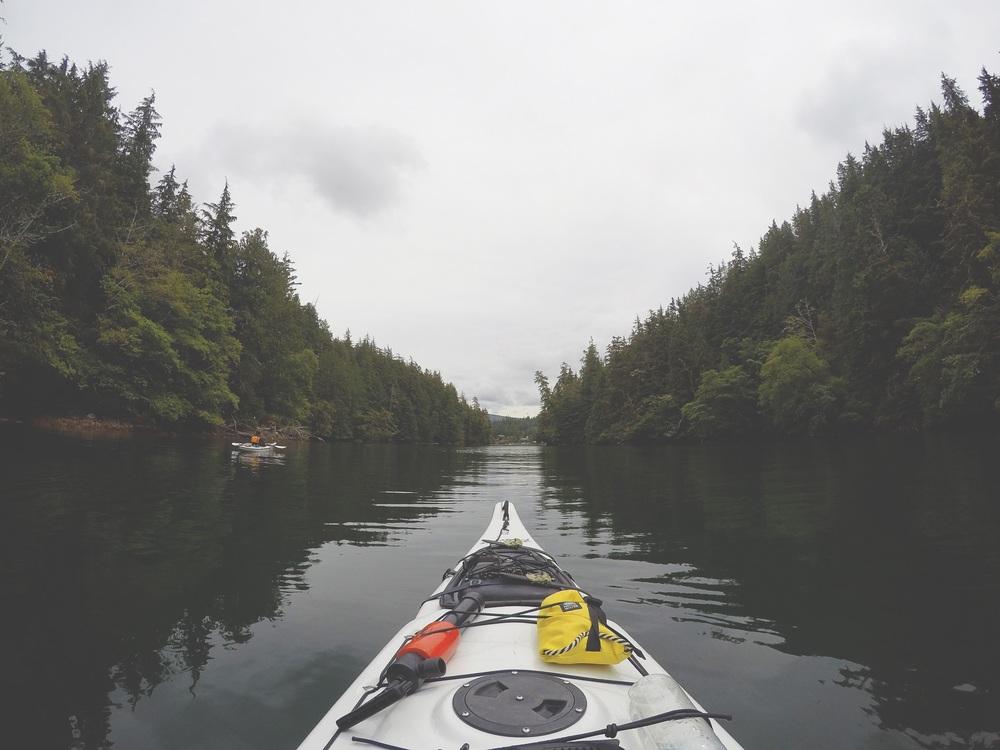 Reservoir,Loch,Kayak