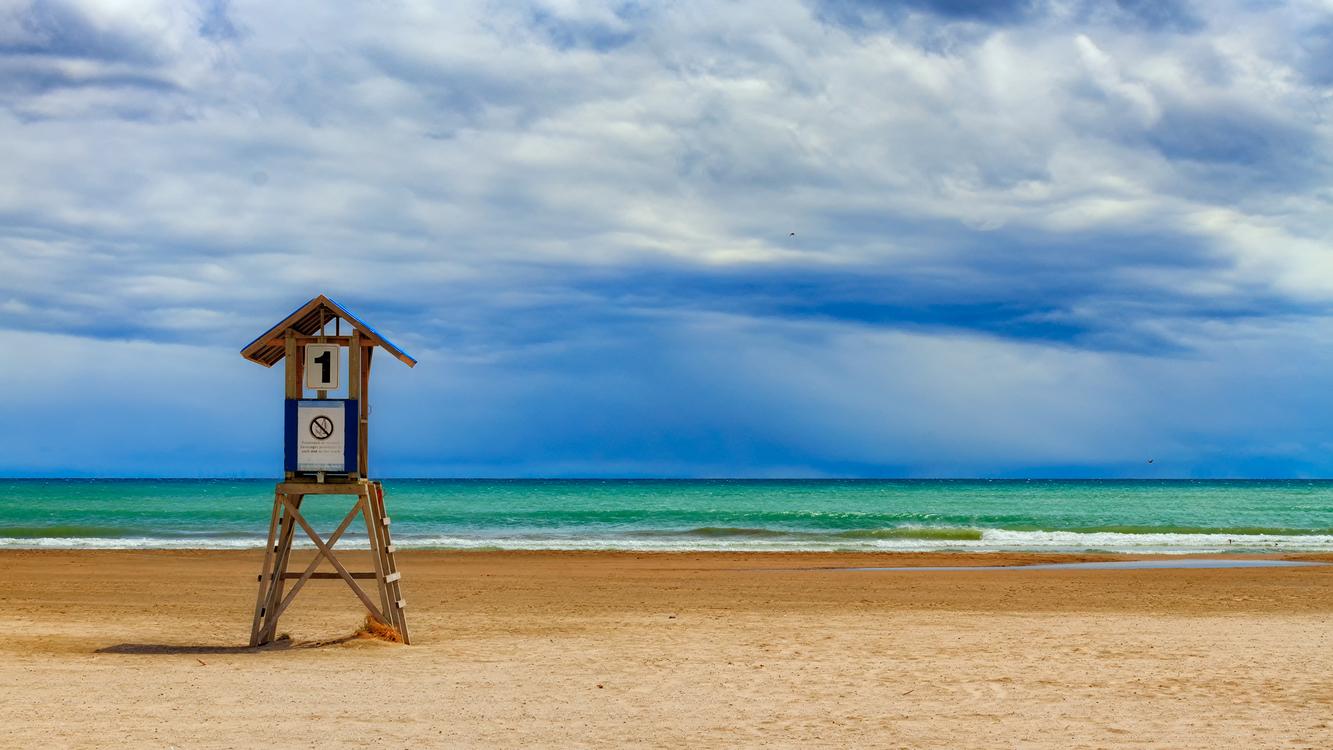 Summer,Tropics,Coastal And Oceanic Landforms