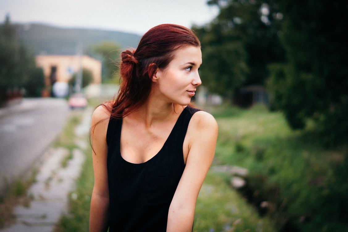 Shoulder,Summer,Hairstyle