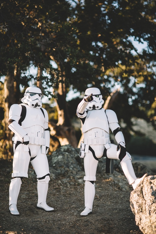Recreation,Competition Event,Stormtrooper