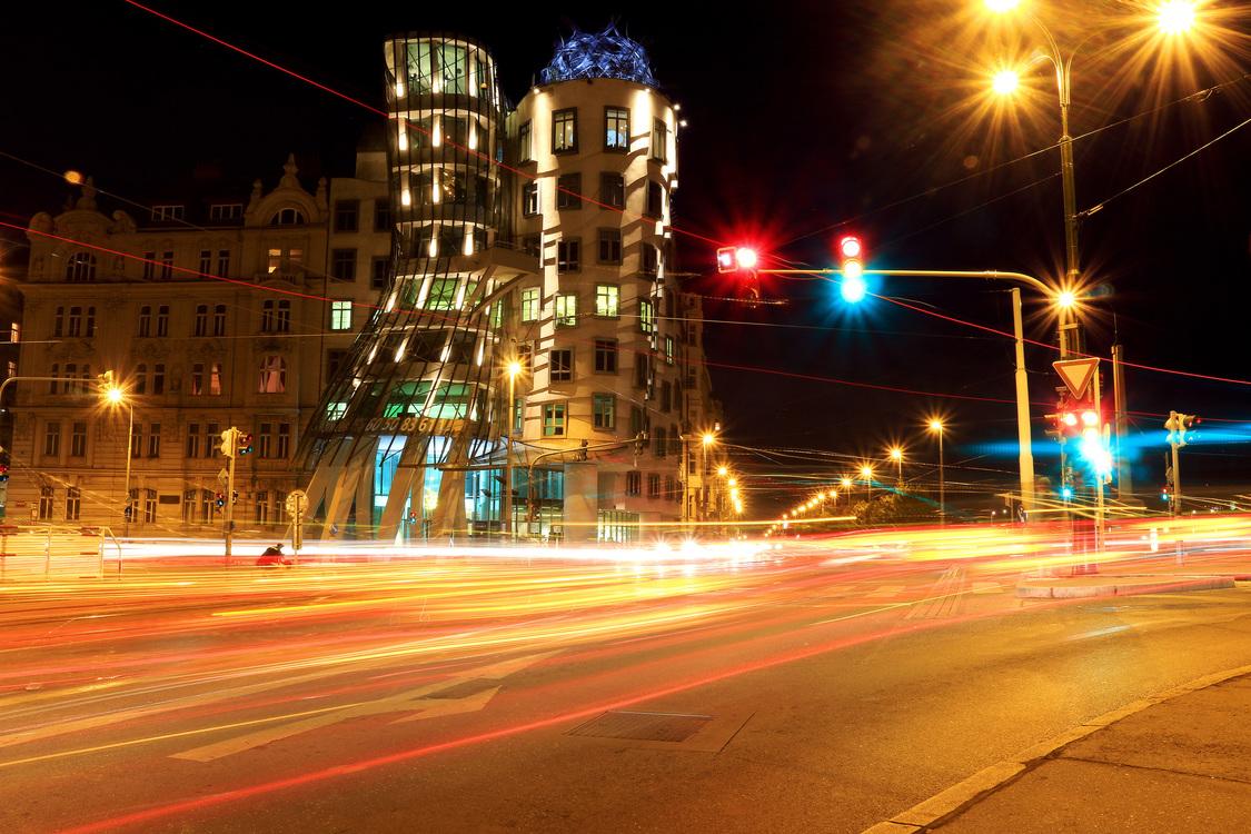 Evening,Metropolitan Area,Light Fixture