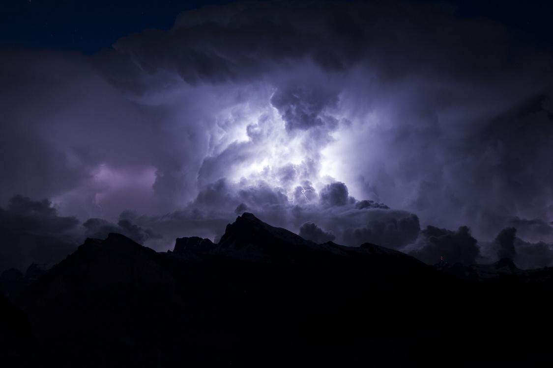 Atmosphere,Darkness,Thunder