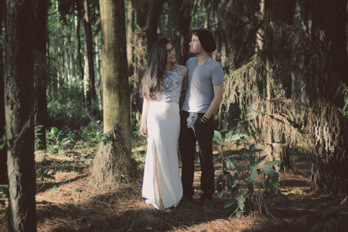 Ceremony,Interaction,Woodland
