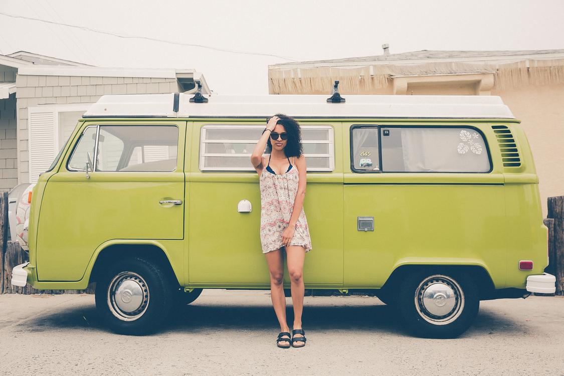 Minibus,Van,Compact Car