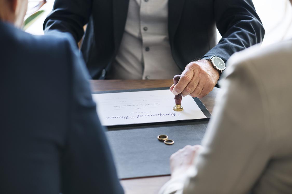 No-fault divorce Marriage Divorce demography Collaborative law