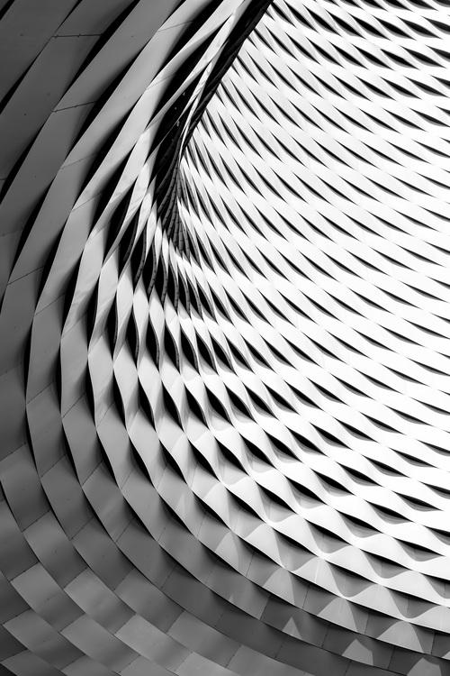 Black and white Architecture Monochrome Facade
