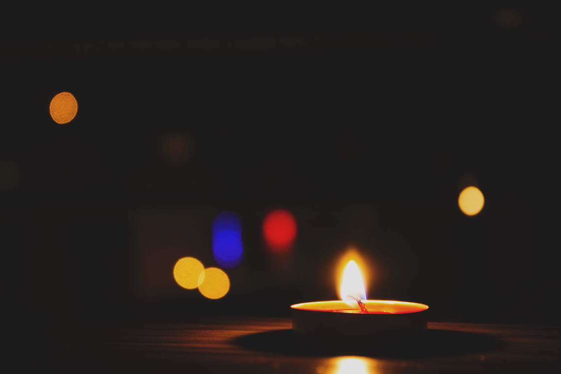 Darkness,Candle,Light