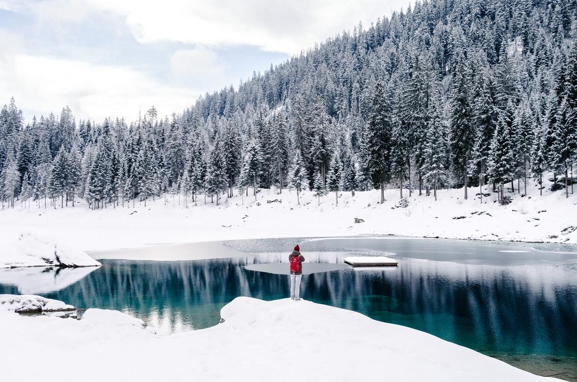 Snow Switzerland Winter Weather 4K resolution