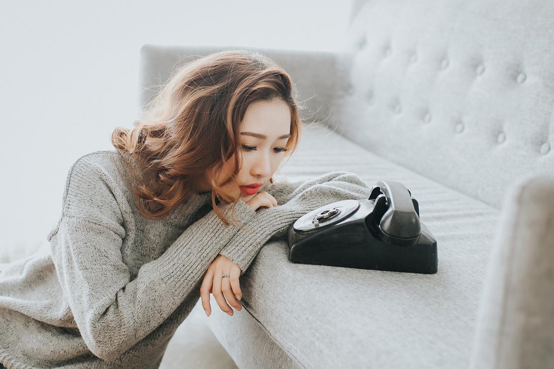 Girl,Furniture,Comfort