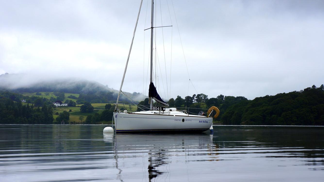 Scow,Watercraft,Sailing