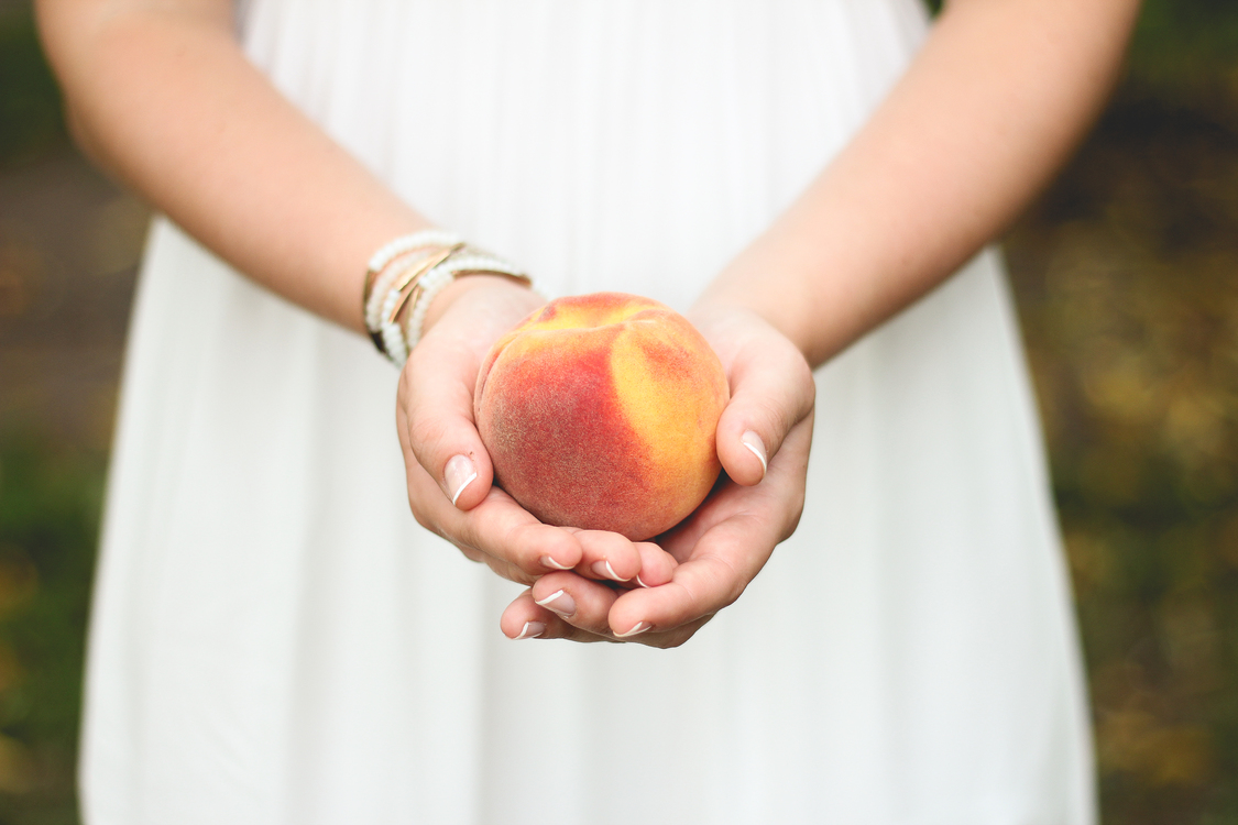 Peach,Food,Local Food