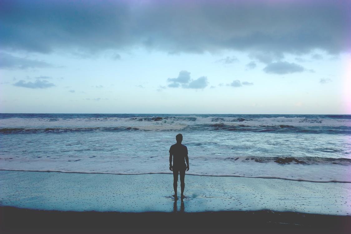 Wind Wave,Evening,Sea