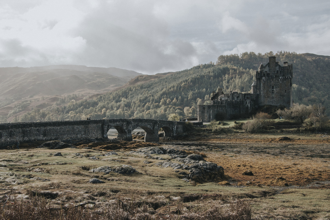 Mountain,Highland,Sky
